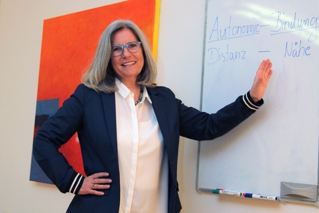 Ulrike Dahm, Paartherapeutin in München